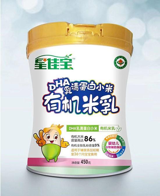 给宝宝吃自制米粉真的好吗   星佳宝小米米粉系列给宝宝更全面的营养