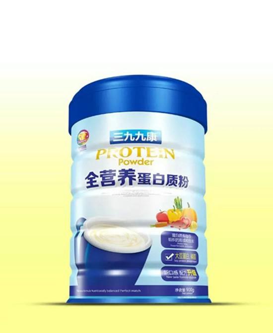 三九九康蛋白粉给宝宝优质蛋白  促进宝宝生长发育