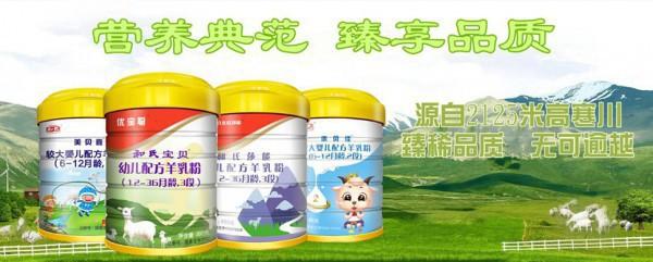 和氏澳贝佳羊奶粉 提高身体免疫力 宝宝的安全健康首选