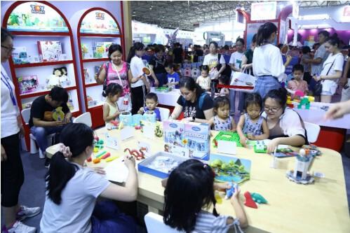 Toy Report携首届玩具报告父母推荐大奖参与2019中国玩具展