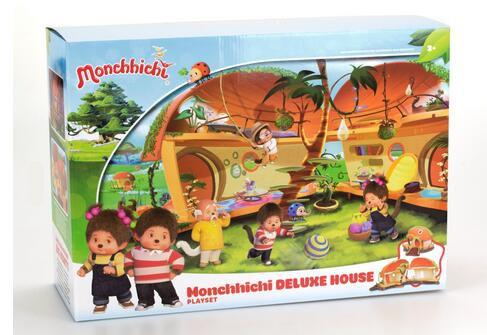 银辉玩具携日本超人气IP萌趣趣Monchhichi玩具重磅亮相2019CTE中国玩具展