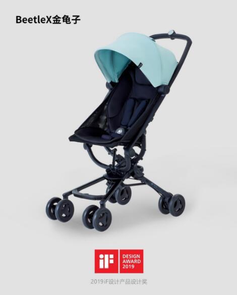 Quintus昆塔斯携创新型儿童推车亮相CKE中国婴童展