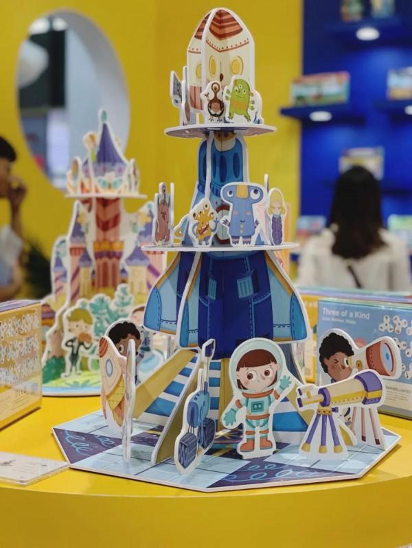 """2019玩具展上海站,Pinwheel引起""""墙裂""""围观"""