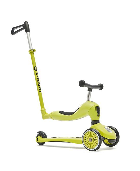 酷骑儿童多功能滑板车 让宝宝在玩耍的同时增强运动能力