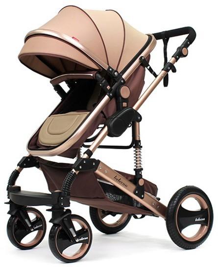 婴儿车哪个牌子好?贝丽可婴儿推车舒适便携 助力宝宝快乐出行