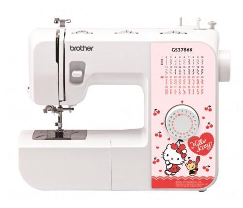 Brother新品缝纫机Hello Kitty限量版萌趣上市