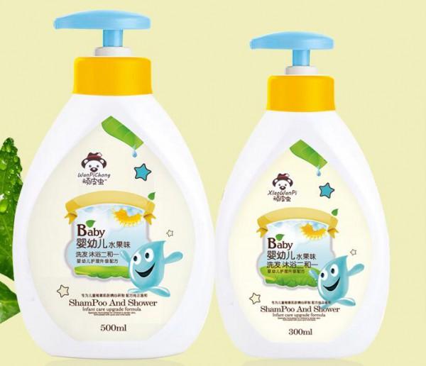 顽皮虫婴幼儿洗护用品  呵护宝宝幼嫩肌肤·给宝宝健康护航
