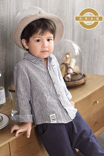 香港童装品牌杰茜杰瑞成功签约何晓芹加盟商  婴幼儿内衣品牌诚招代理商