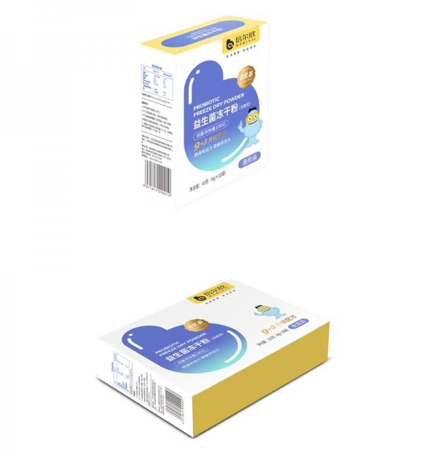 倍尔欣益生菌冻干粉冻干技术+双层微包埋 有效护理宝宝肠道健康