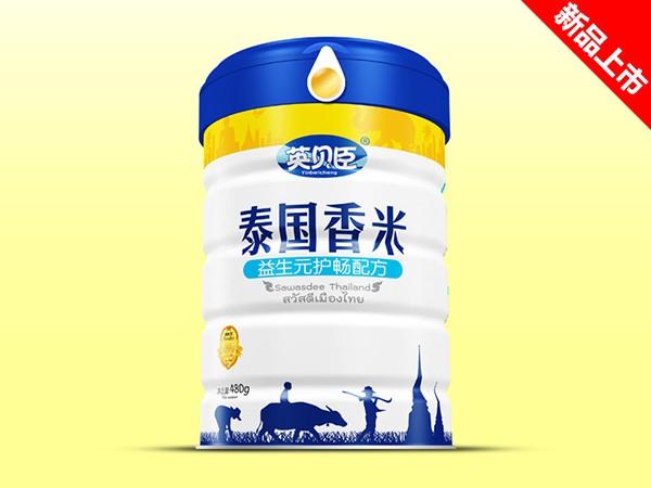 英贝臣泰国香米米粉 细滑美味营养好吸收