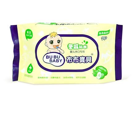 亚博-布布宝贝婴儿湿巾亲肤柔嫩·安全卫生 用心呵护每一次接触