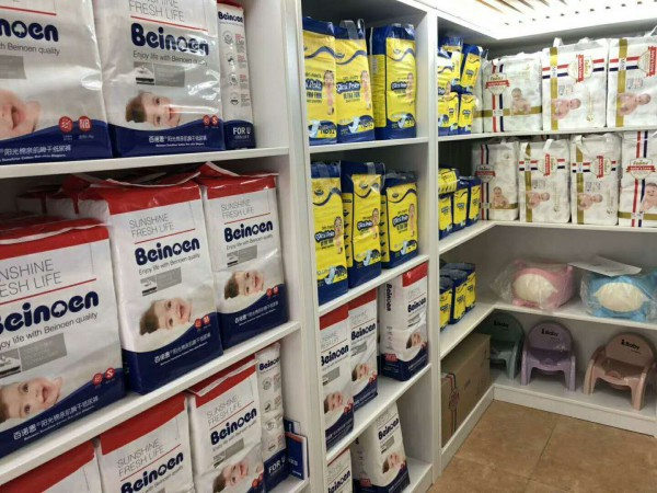 干货:母婴店纸尿裤进货以及陈列注意事项