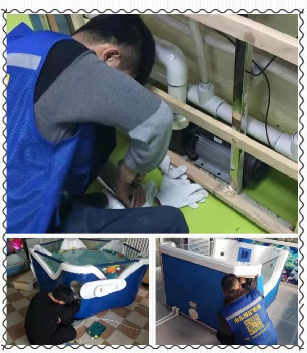 维尼宝贝丨走进江西省,服务客户解决问题正在进行中