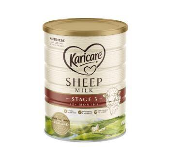 可瑞康 - Karicare奶粉  来自新西兰的亲和品质