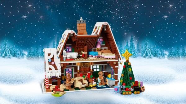 圣诞惊喜!发动想象,与乐高玩具玩出惊喜、心意与创意