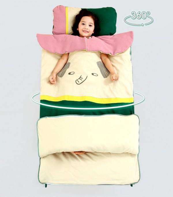 冬天为什么要给宝宝用睡袋防踢被    龙之涵婴儿睡袋防踢被神器360°大空间被窝无束缚