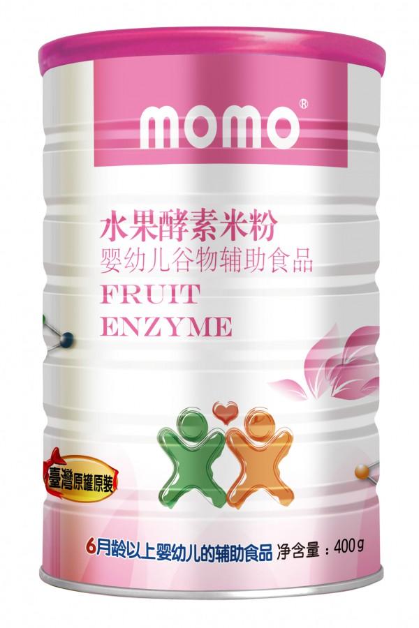 momo酵素米粉新品上市  众多母婴门店争相铺货的理想产品尽在momo