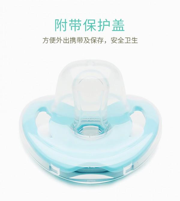 为什么宝宝天生很喜欢吸吮  贝亲婴儿安睡型安抚奶嘴贴合口腔舒适吸吮