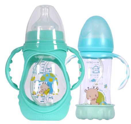 给宝宝买什么奶瓶好    CCTV广告合作品牌有贝婴幼儿奶瓶系列安全无毒不含双酚A