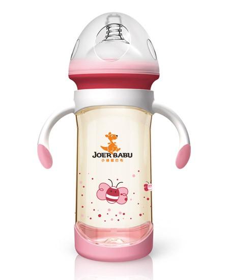 小袋鼠巴布奶瓶  材质安全  妈妈们的信赖之选