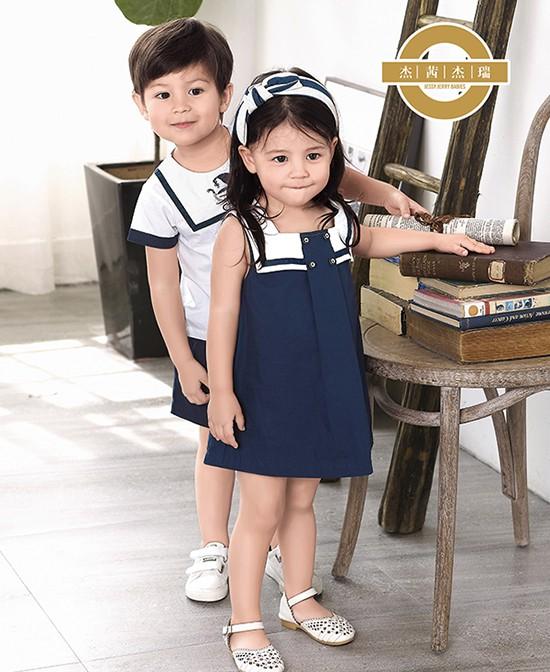 杰茜杰瑞婴童装  引领时尚潮流  注重品质环保设计