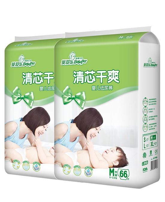 """贝舒乐更""""懂""""宝宝的纸尿裤  让宝宝活力满满"""