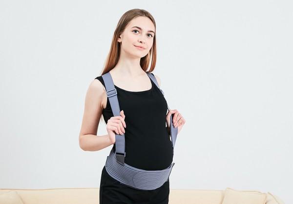 哪些孕妇需要使用托腹带   迪亲孕妇夏季透气托腹带全新升级•不勒肚子