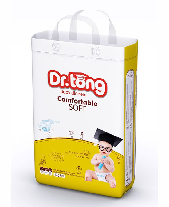 童博士纸尿裤|高品质才是在母婴市场立足的关键