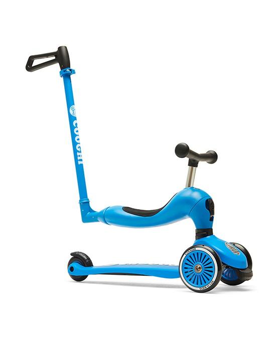 COOGHI酷骑儿童滑板车:乐趣+创意,童年自由探索的宝宝注定不凡
