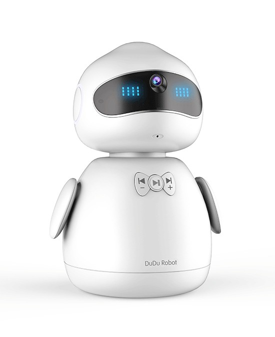 1-6岁的宝宝适合什么样的玩具  嘟嘟儿童情感教育机器人陪伴孩子快乐成长