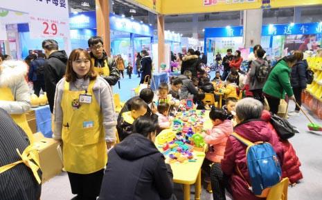 2019年第三届重庆孕婴童展将于11月开幕!