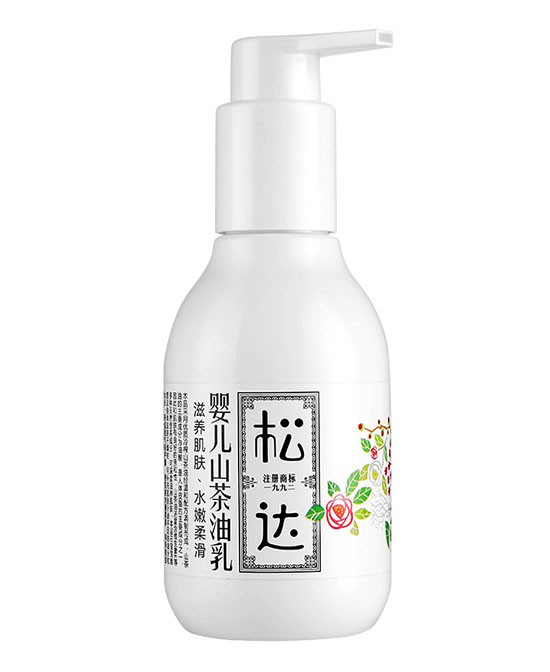 松达山茶油护肤  为宝宝肌肤建立保护屏障