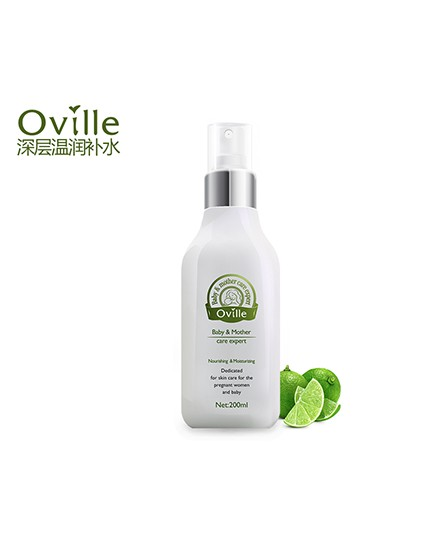 适合孕妇的护肤品——欧维尔温润肤水 更安全的孕婴护肤专家