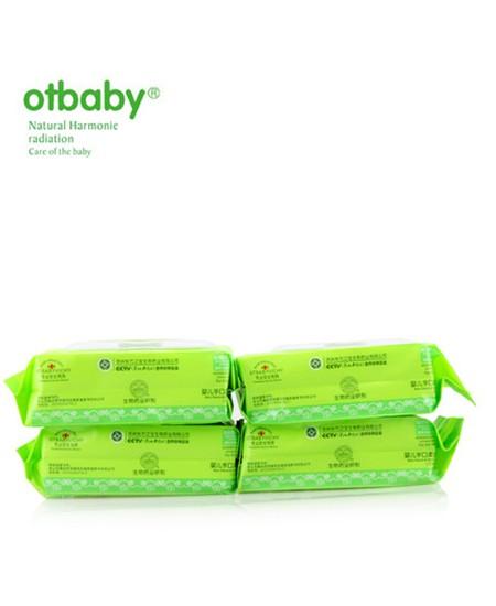 婴儿柔湿巾的作用 Otbaby婴儿手口柔湿巾 呵护宝宝肌肤健康