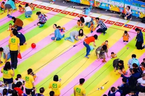 """酷騎滑板車攜手綠地集團""""優""""寶爬爬賽群寶奪車"""
