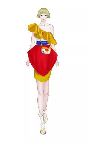 國潮奶粉金領冠進軍高定時裝周  給時尚界帶來新的撞擊
