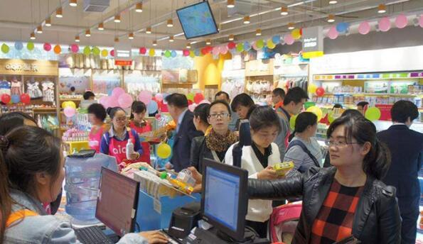 专访我爱地球中国区总:成为2公里内颇受欢迎的母婴店