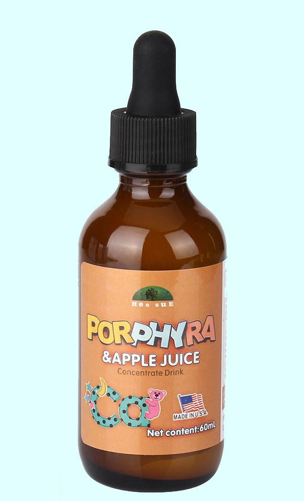 合素紫菜苹果汁浓缩液  更多营养更多吸收