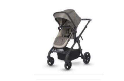 "Silver Cross新品 Coast""2+2""婴儿车 开启未来智慧出行"