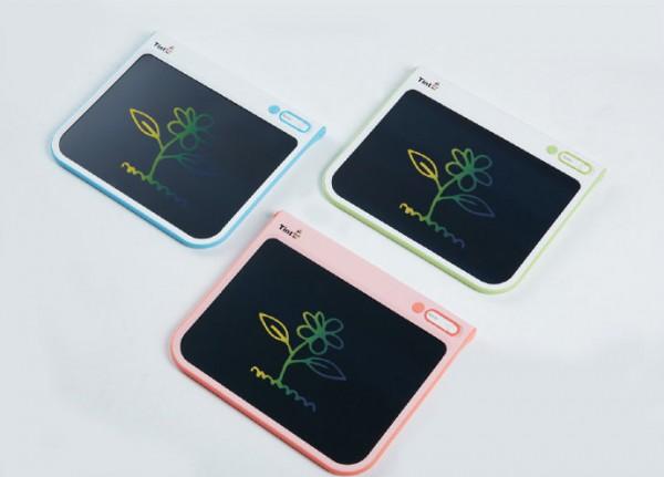 TintZone绘特美Z系列彩色液晶画板惊艳发布   开启孩子原生创造力