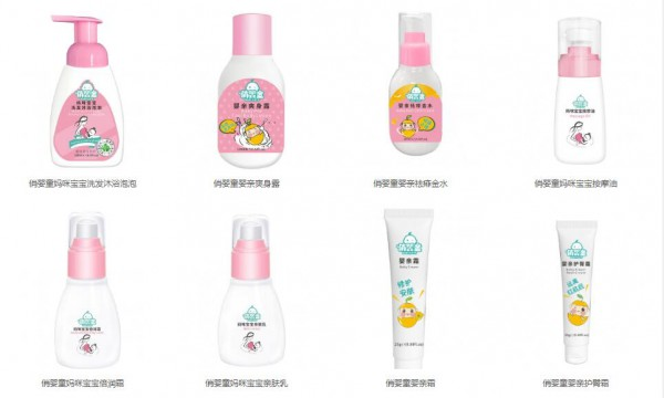 洗护旺季:俏婴童洗护品牌上货即热卖 母婴店选品引流的最佳选择