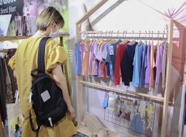 挪威百年品牌JANUS上海CBME嬰童展進行中!