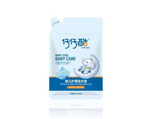 婴儿专用洗衣液什么牌子好 仔仔酷婴儿护理洗衣液泡沫细腻易清洗
