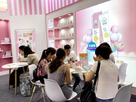第19届上海CBME展圆满落幕 俏婴童尽显品质母婴洗护风范