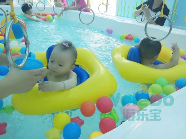 游樂寶:日常經營中如何提高嬰兒游泳館的競爭力?