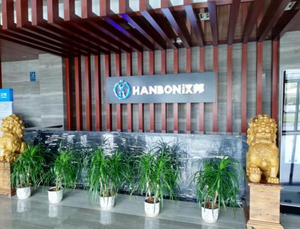 汉邦日化被安徽省淮南市认定为市级企业技术中心、市级两化融合示范企业