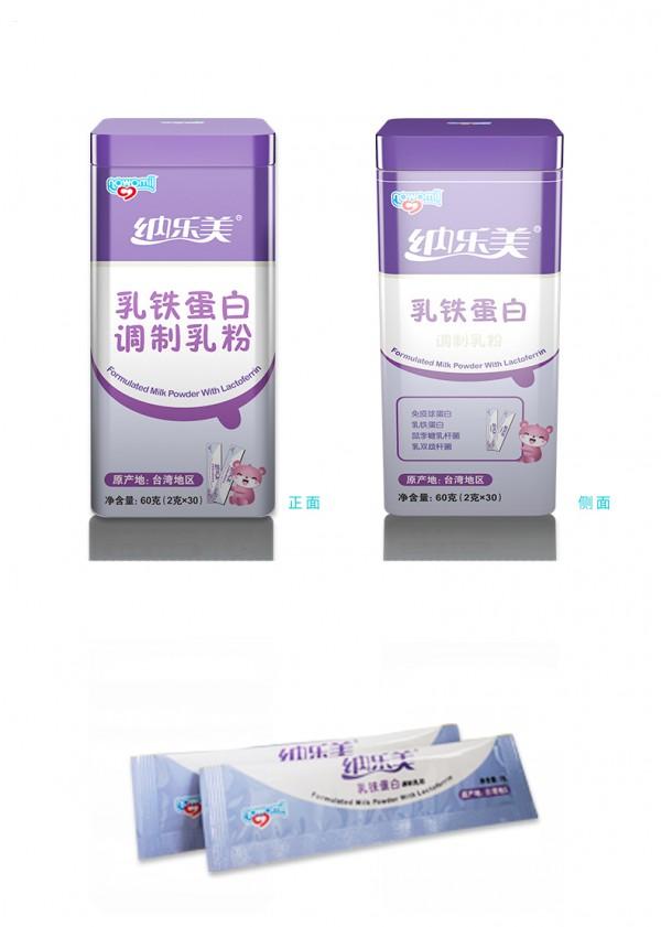 什么是乳铁蛋白  纳乐美乳铁蛋白调制乳粉助力宝宝健康成长
