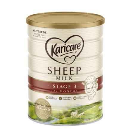 Karicare可瑞康綿羊奶粉已經在京東上市  口碑有保障?品質更出色