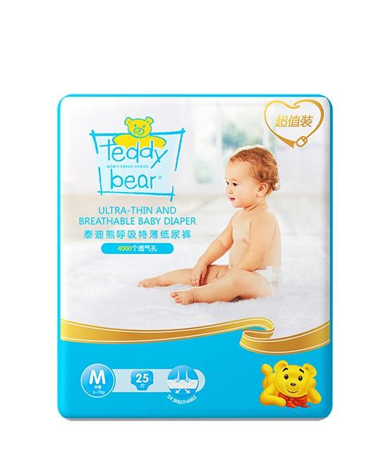 泰迪熊婴儿纸尿裤要怎么代理  泰迪熊纸尿裤代理政策大公开