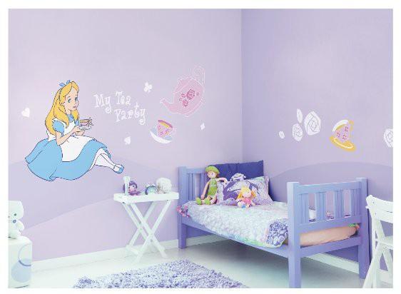 开学季:华润漆妙想A+系列为你打造迪士尼梦幻儿童房
